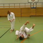 Spass beim Karate